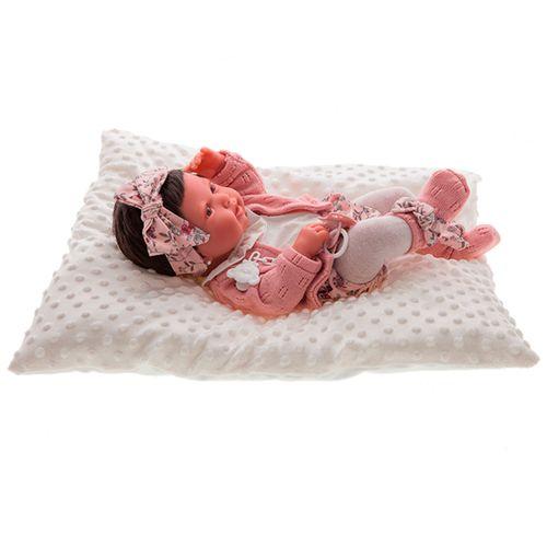 Pipa Cojín Recién Nacida Muñeca Bebé