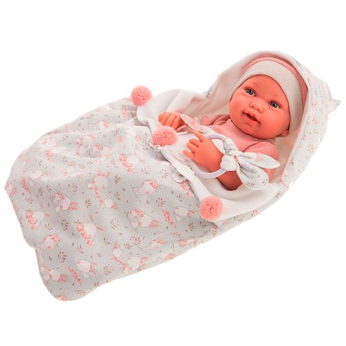 Pipa Saco Conejitos Recién Nacida Muñeca Bebé