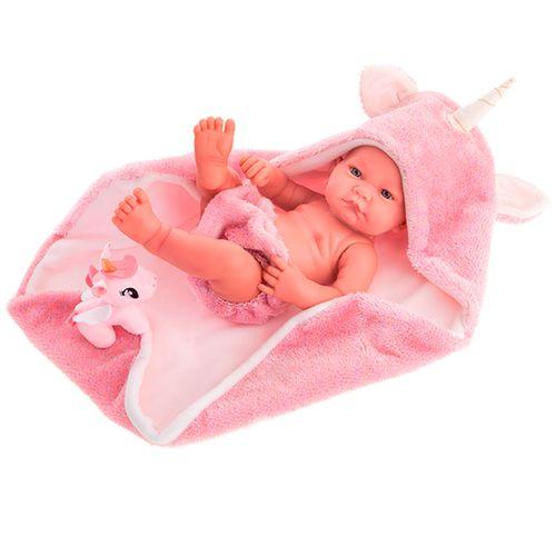 Nica Unicornio Recién Nacida Muñeca Bebé