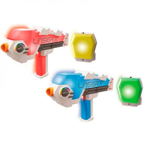 Laser X Revolution Double Blasters