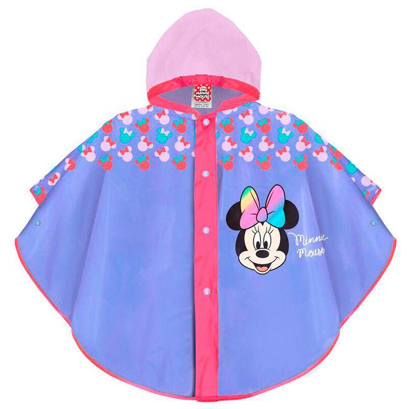 Minnie-Mouse-Chubasquero-Capa