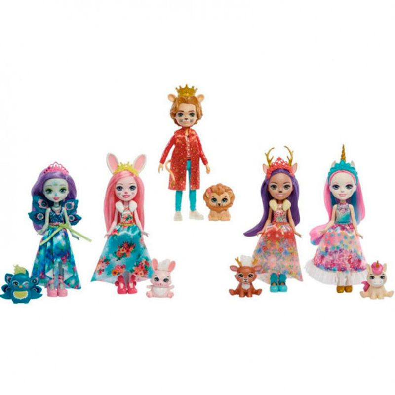 Enchantimals-Royal-Pack-5-Personajes