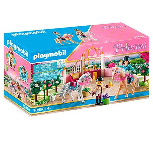 Playmobil Princess Clases Equitación en el Establo