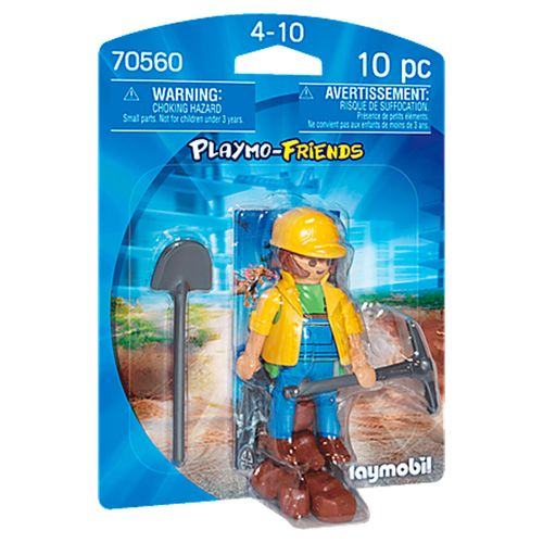 Playmobil Playmo-Friends Obrero