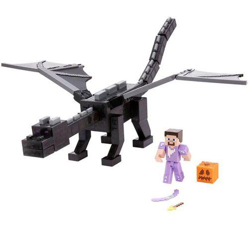 Minecraft Dragón del Ender