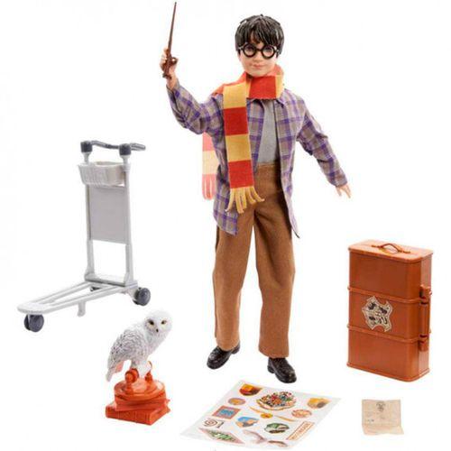 Harry Potter Muñeco Plataforma 9 3/4