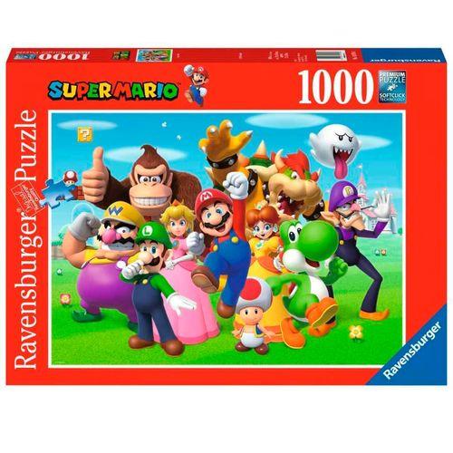 Super Mario Puzzle 1000 Piezas