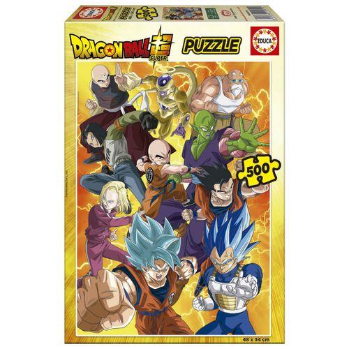 Dragon Ball Super Puzzle 500 Piezas