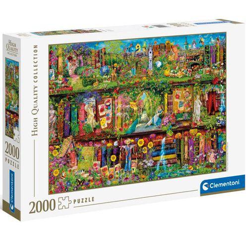 Puzzle 2000 Piezas Jardín del Portal