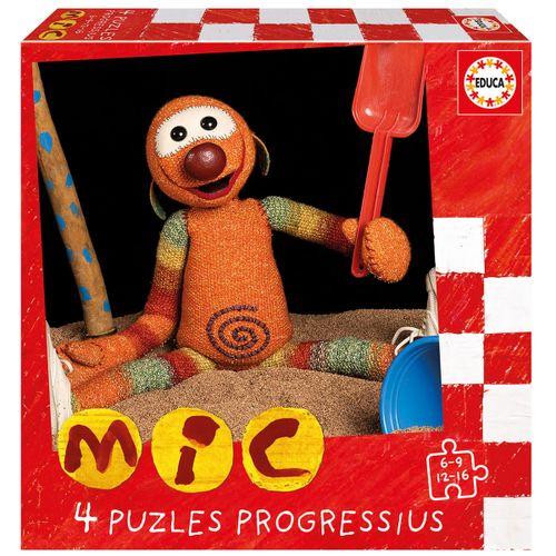 Mic Pack Puzzles Progresivos