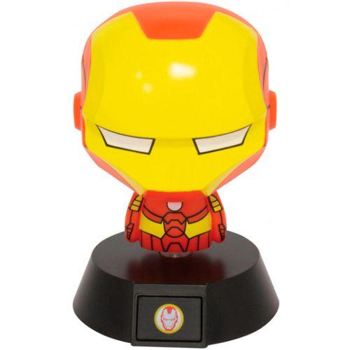 Los Vengadores Iron Man Mini Lámpara