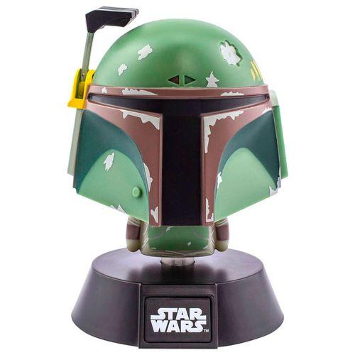 Star Wars Mandalorian Mini Lámpara Boba Fett