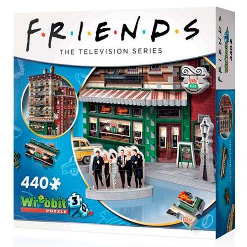Friends Central Perk Puzzle 3D 400 Piezas