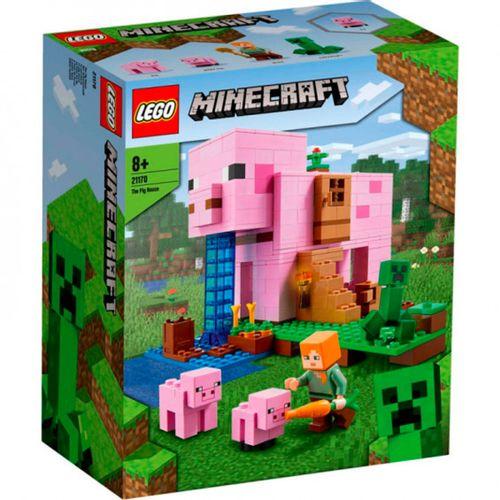 Lego Minecraft la Casa Cerdo