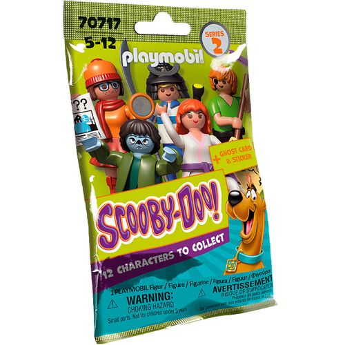 Playmobil SCOOBY-DOO! Figura Sorpresa Serie 2