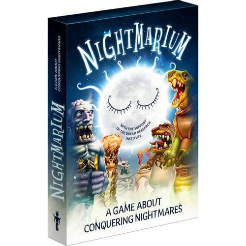 Nightmarium Juego de Cartas