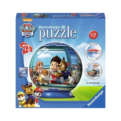 Puzzleball 3D Patrulla Canina