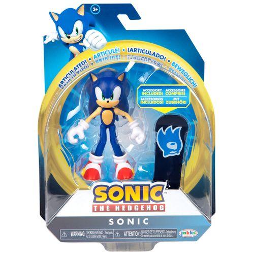 Sonic Figura Articulada Surtida
