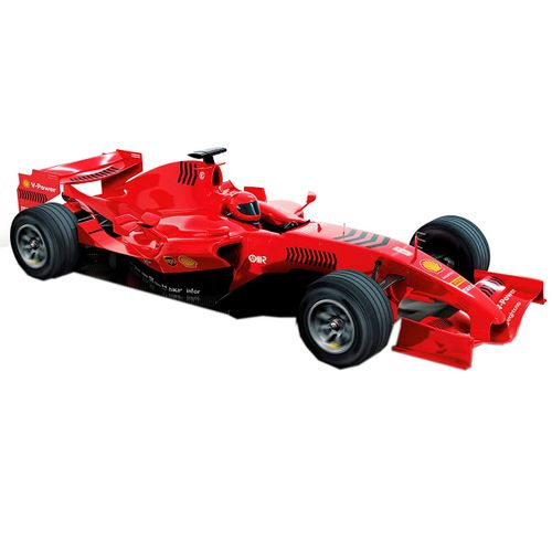 Scalextric Compact Vehículo F-Red