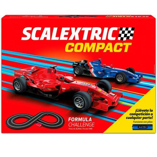 Circuito SCX Compact Formula Challenge Pilas