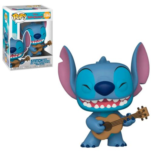 Funko POP Lilo & Stitch Stitch con Ukelele