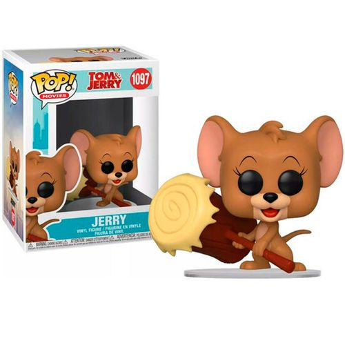 Funko POP Tom & Jerry Jerry el Ratón