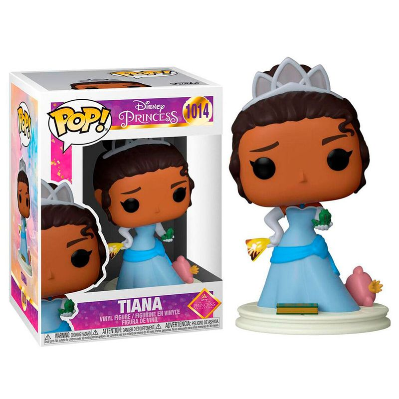 Funko-POP-Princesas-Disney-Tiana
