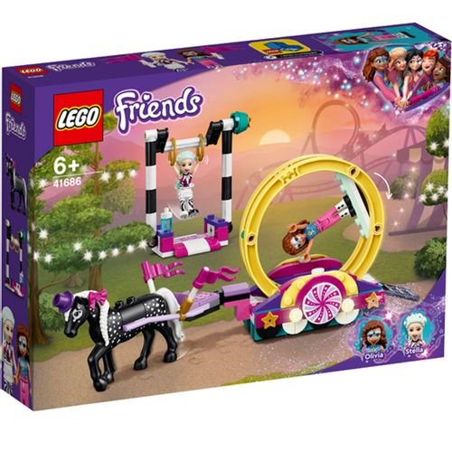 Lego Friends Mundo de Magia: Acrobacias