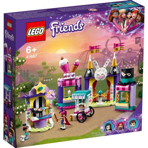Lego Friends Mundo de Magia: Puestos de Feria