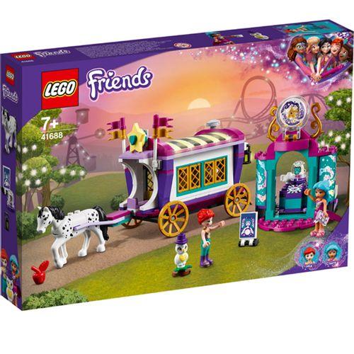 Lego Friends Mundo de Magia: Caravana