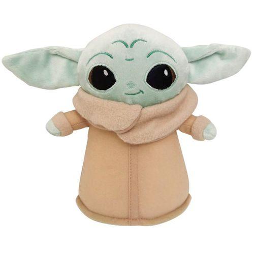 Star Wars Mandalorian Peluche Baby Yoda 18 cm