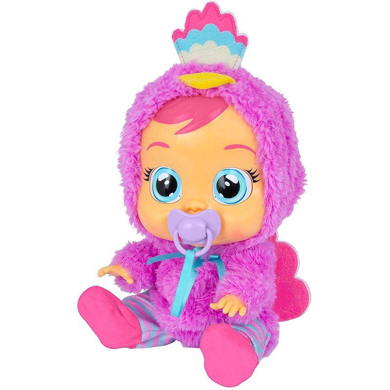 Bebes-Llorones-Lizzy-la-Pavo-Real