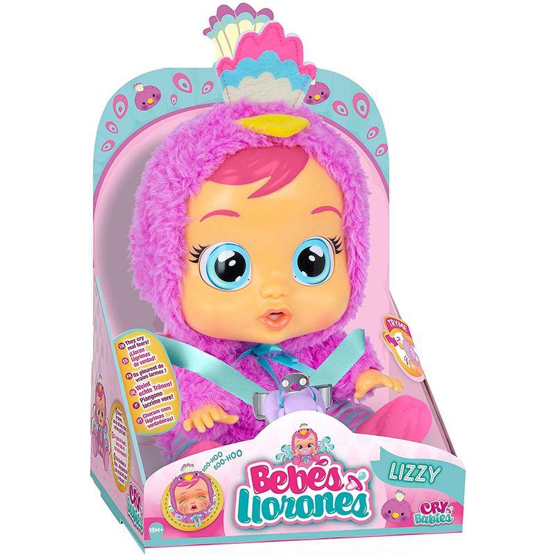Bebes-Llorones-Lizzy-la-Pavo-Real_1