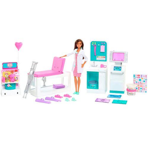 Barbie Doctora con Clínica Médica
