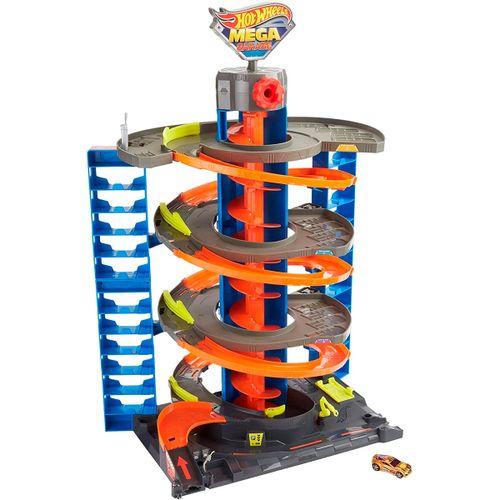 Hot Wheels Mega Garage