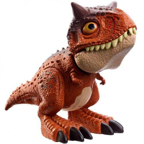 Jurassic World Bebé Carnotaurus Mordedor