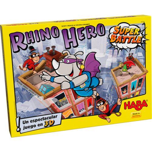 Rino Hero Super Battle Catalán