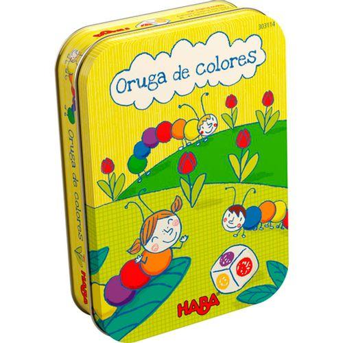 Oruga de Colores