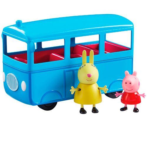 Peppa Pig Autobús Escolar