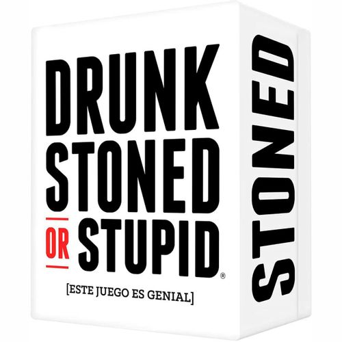 Drunk Stoned Or Stupid Juego Cartas +18