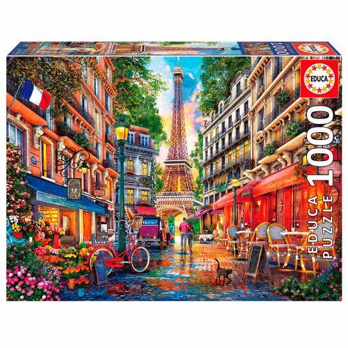 Puzzle París 1000 Piezas