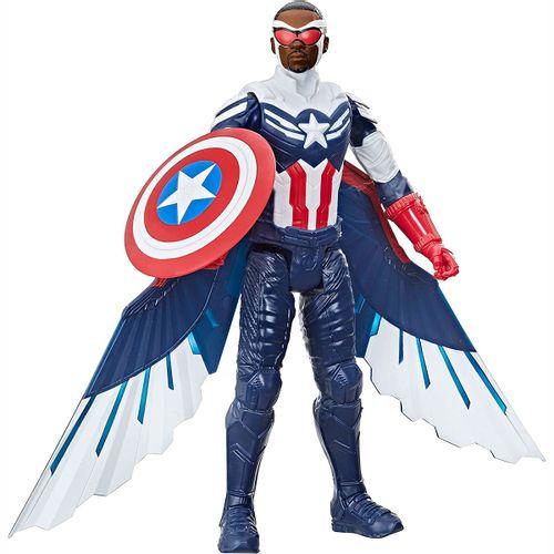 Los Vengadores Figura Capitán América Sam Wilson