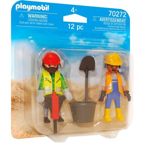 Playmobil City Action Pack Obreros