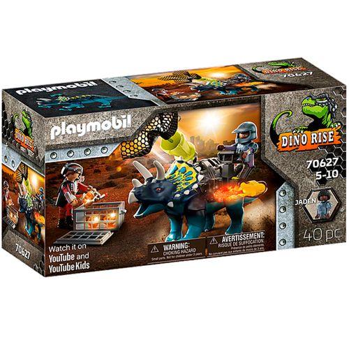 Playmobil Dino Rise Triceratops: Disturbios