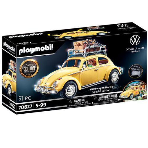 Playmobil Volkswagen Beetle - Edición Especial