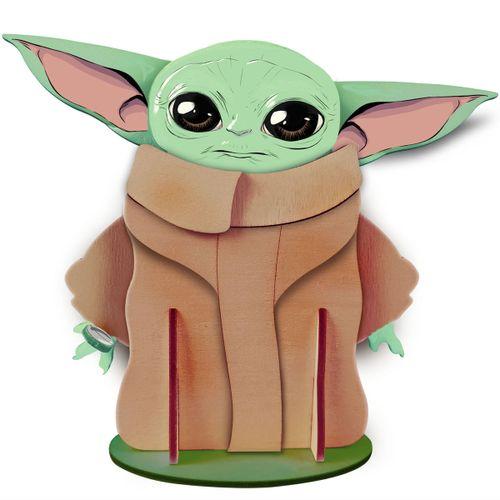 Star Wars Mandalorian Maqueta Baby Yoda