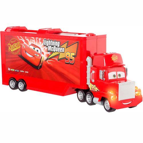 Cars Track Talkers Camión Mack con Sonidos
