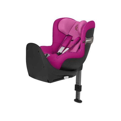 Sirona S I-Size Grupo 0-1 Fancy Pink Purple