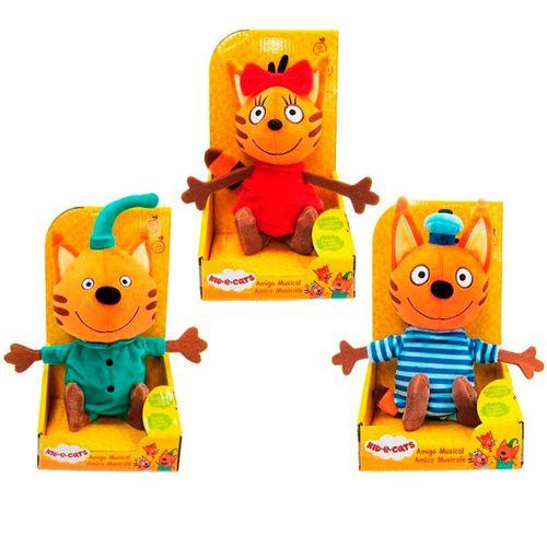 Kid-E-Cats Peluche Musical 20 cm Surtido