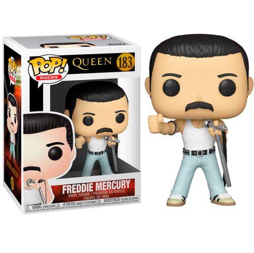 Funko POP Freddie Mercury Radio GaGa